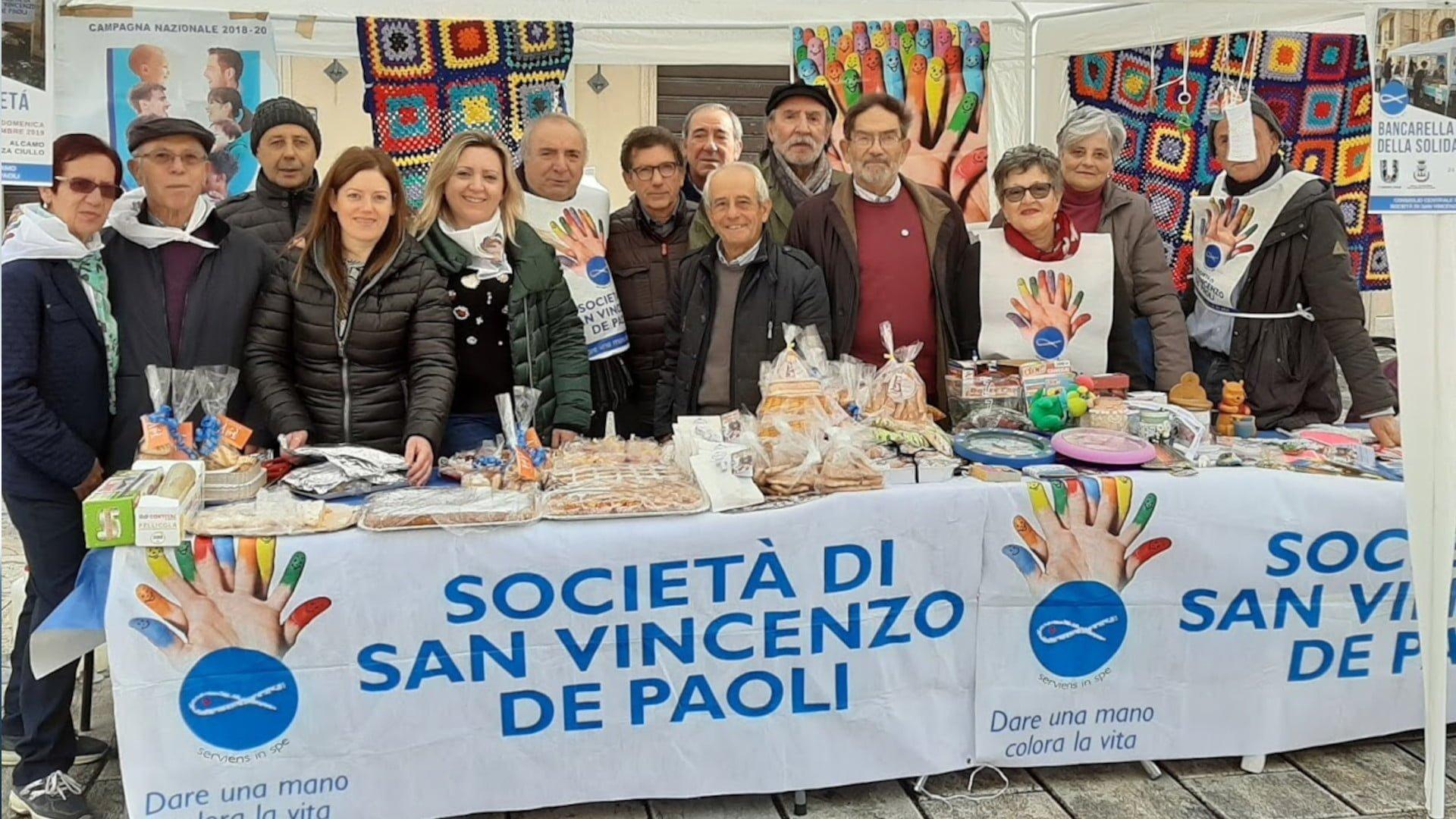 La conferenza- Società di San Vincenzo De Paoli