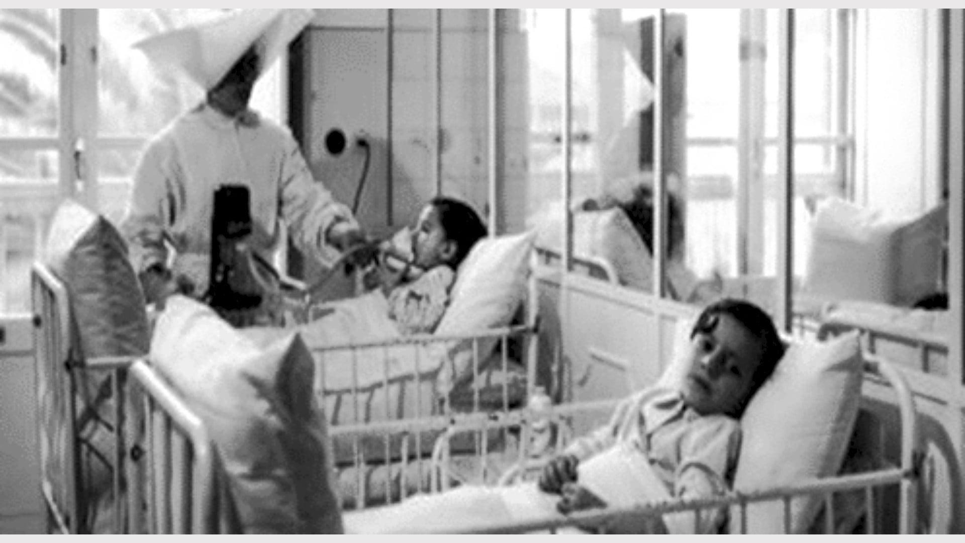 I bambini della memoria, Ospedale pediatrico Bambino Gesù
