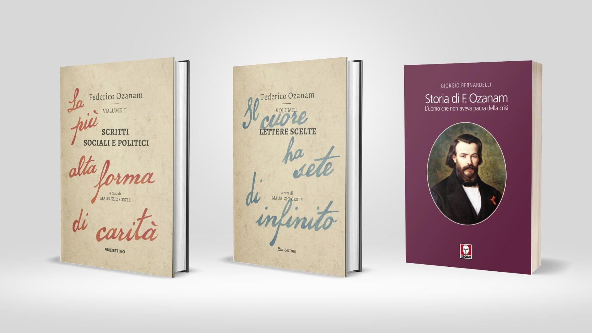 Libri Federico Ozanam