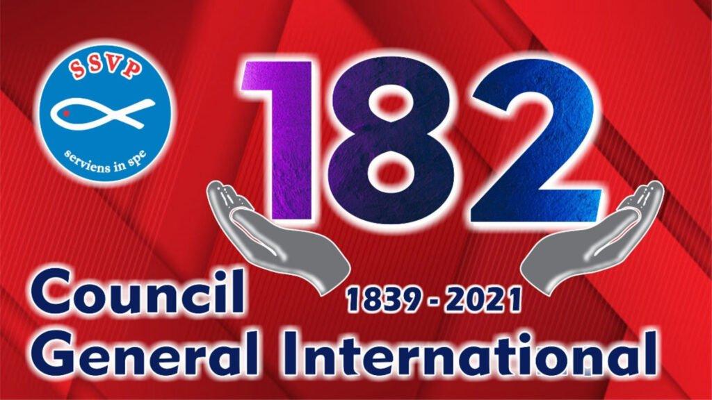Il 182° anniversario del Consiglio Generale Internazionale della Società di San Vincenzo De Paoli
