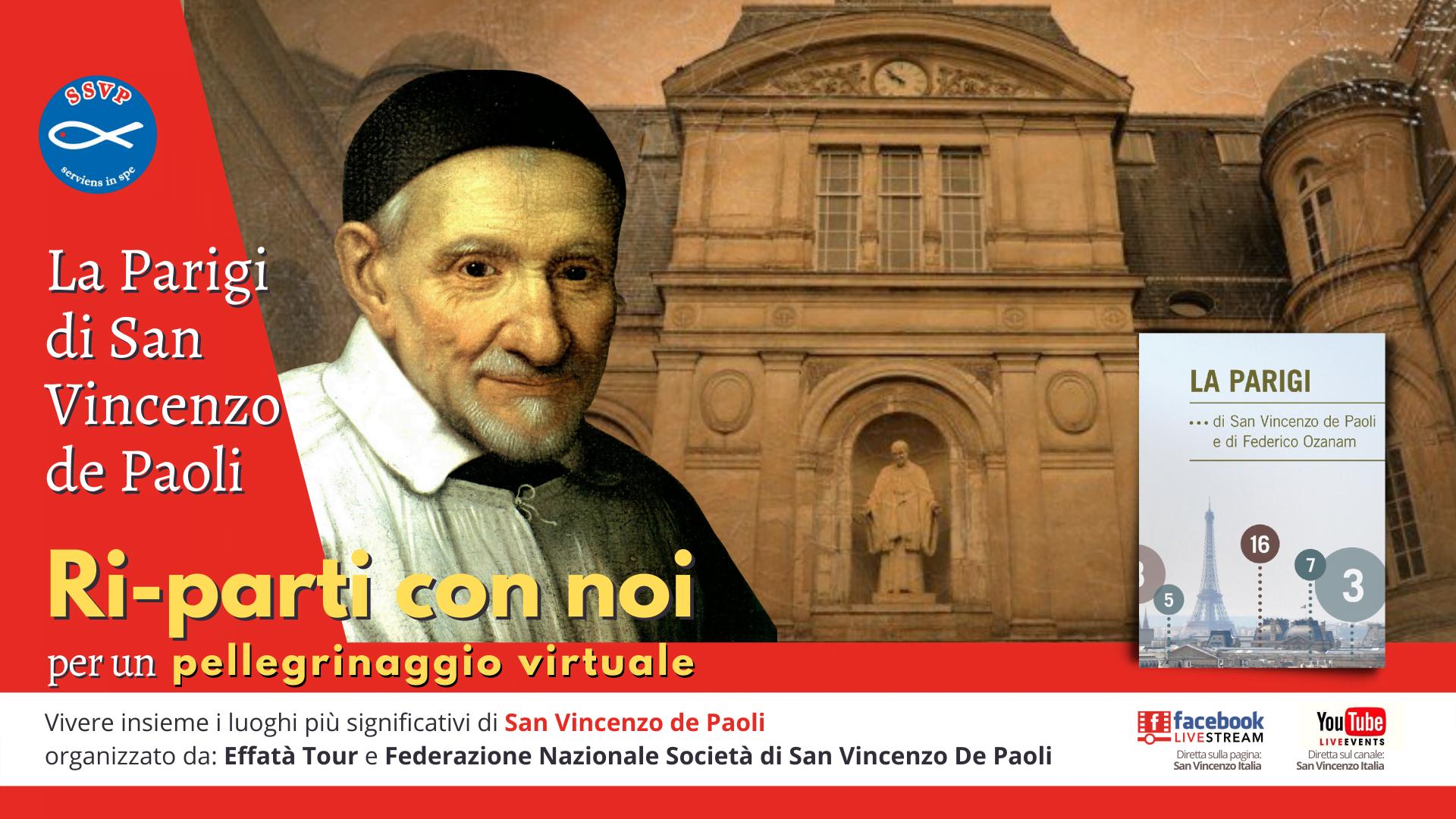 La Parigi di San Vincenzo De Paoli (1)